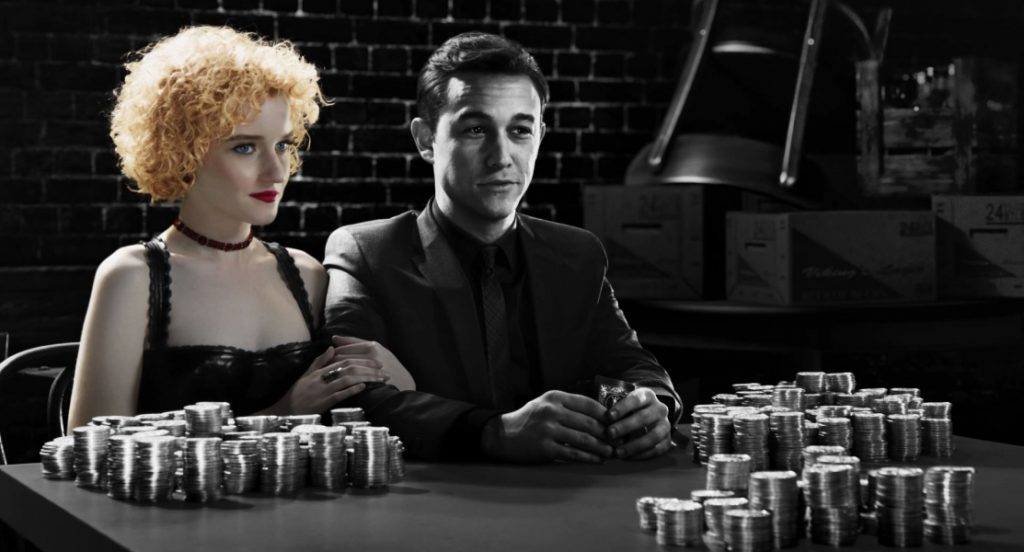 FRANK MILLER'S SIN CITY: A DAME TO KILL FOR (3D)